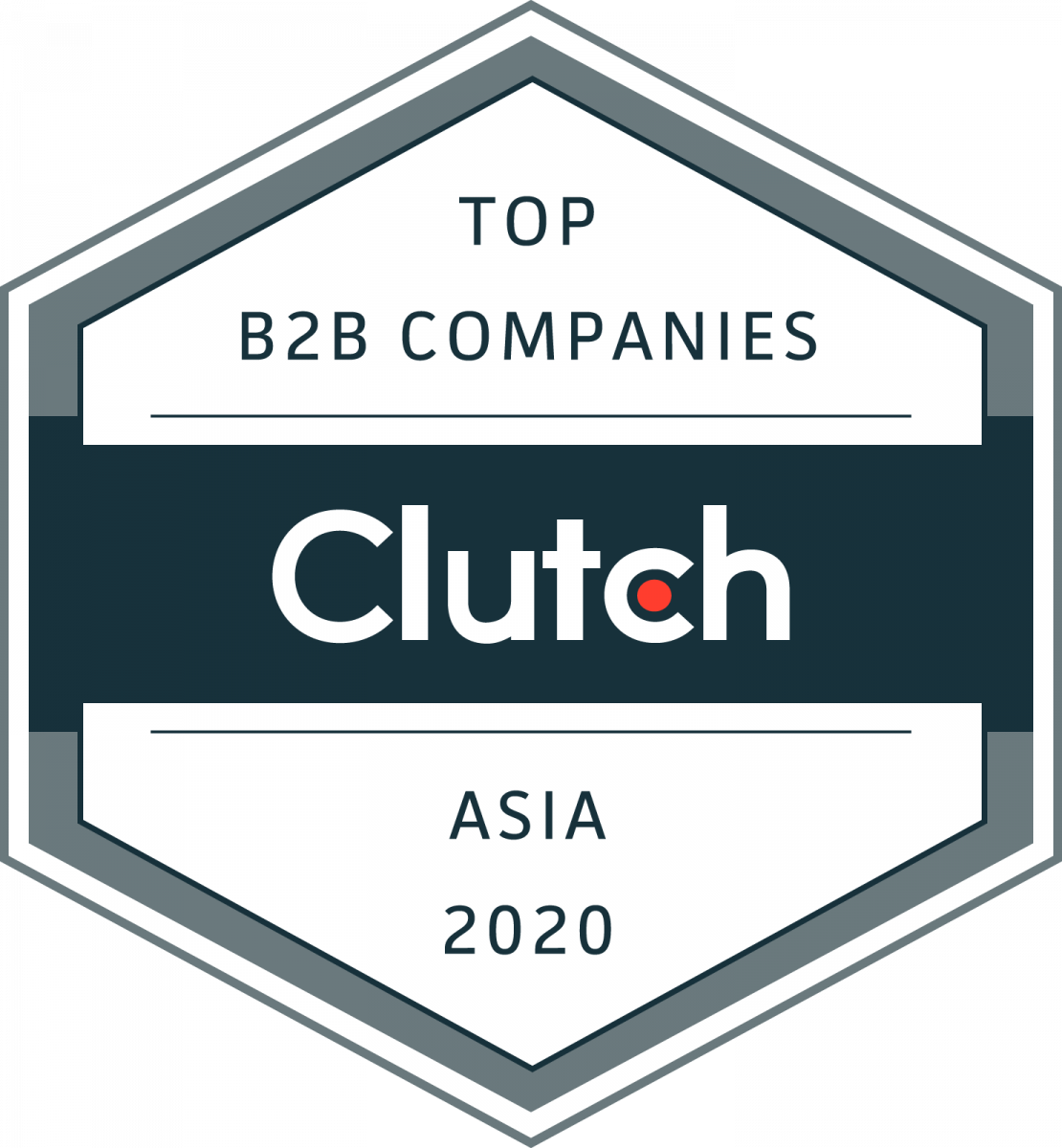 "Canary Software named as ""2020 Clutch Leader"" – Top Symfony, WordPress & React Developers in Vietnam"